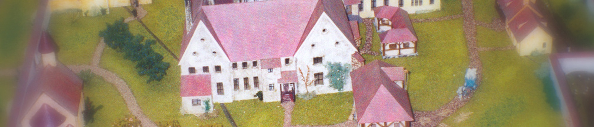 Klostermodell - Zustand um 1800 - Bild 3