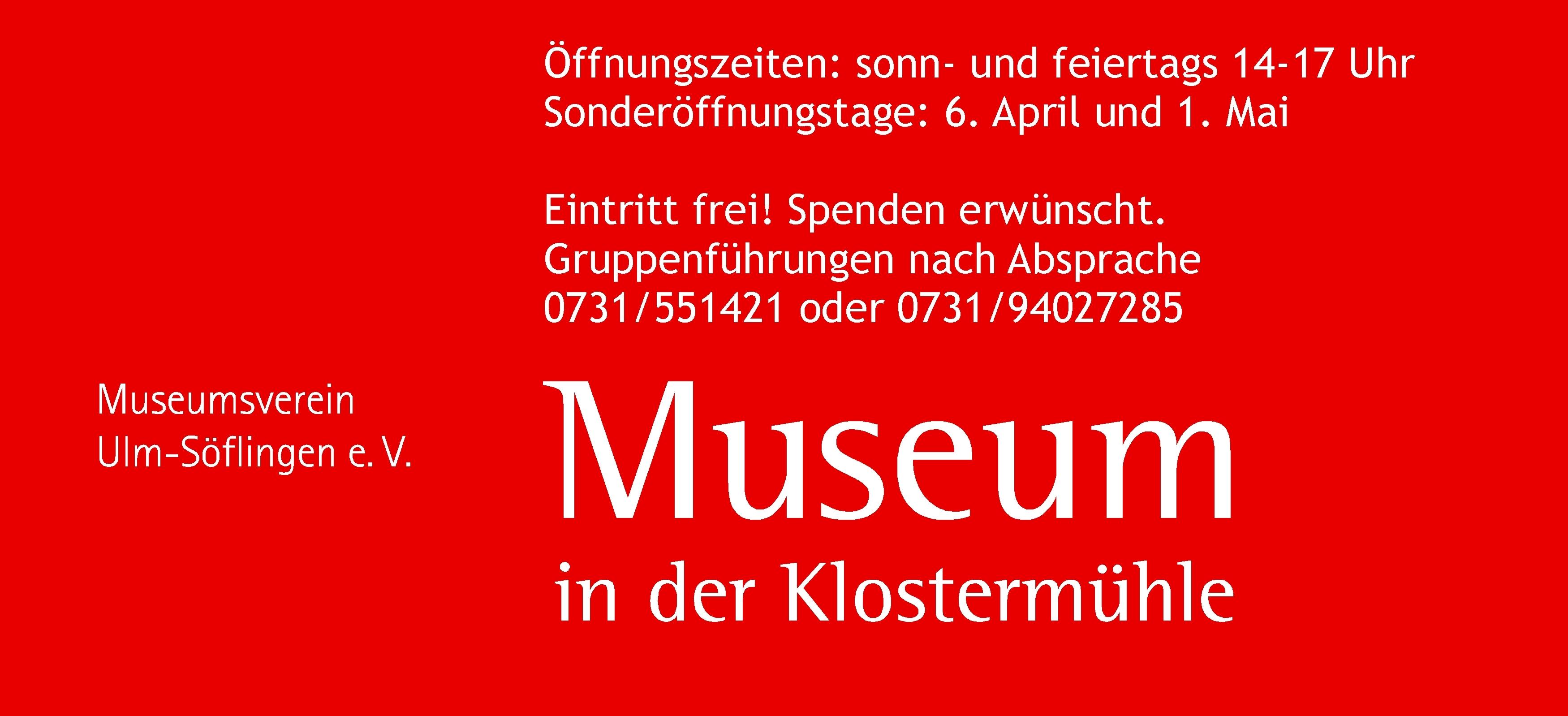 Museum in der Klostermuehle - Ulmer Keramik - Bild 3