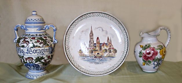 Museum in der Klostermuehle - Ulmer Keramik - Bild 1
