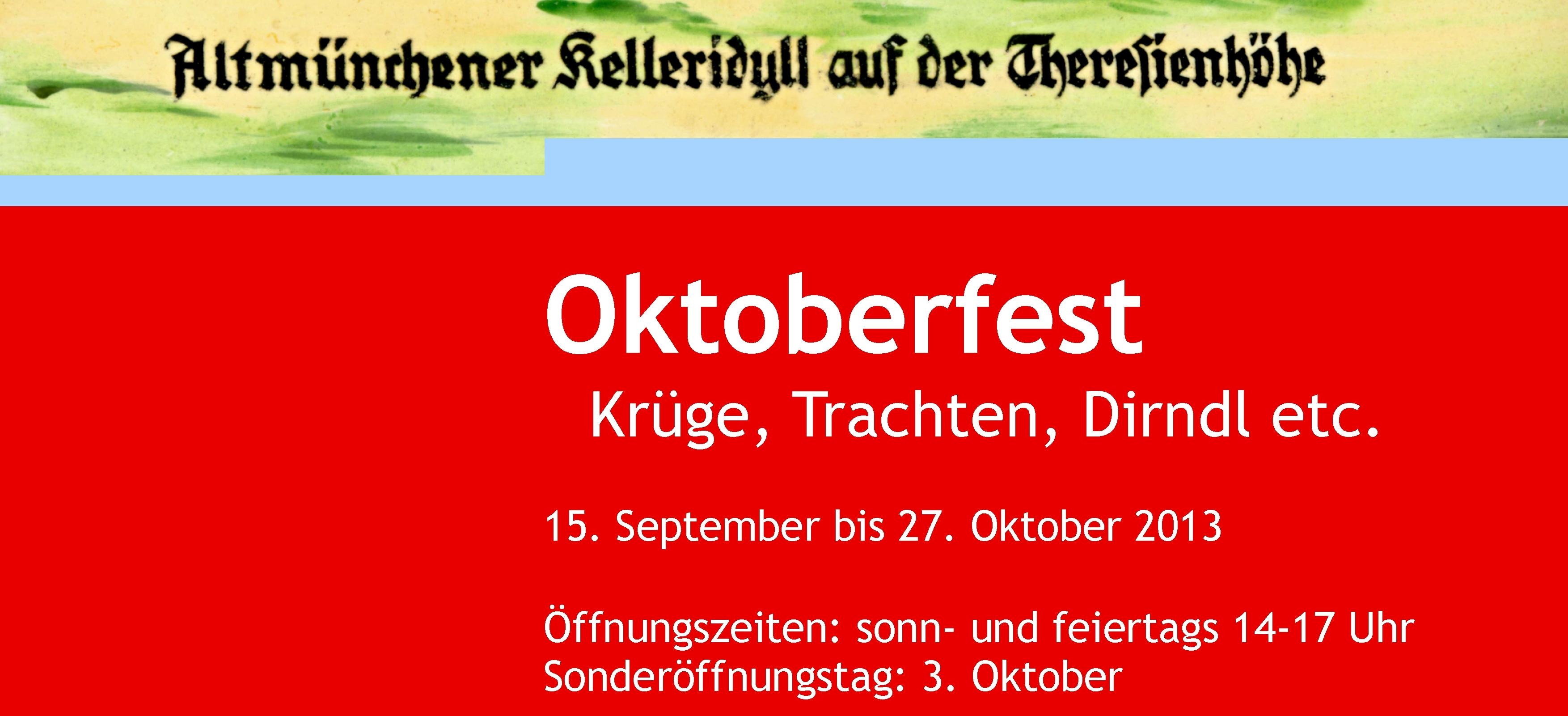 Museum in der Klostermuehle - Oktoberfest - 2