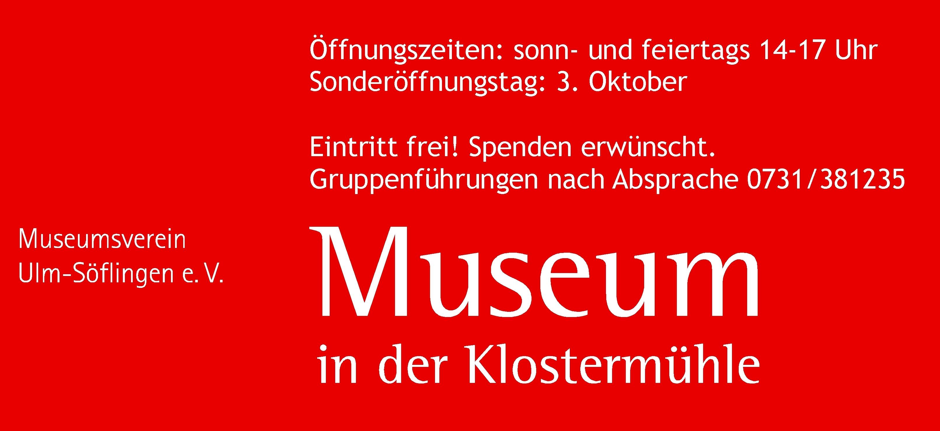 Museum in der Klostermuehle - Oktoberfest - 3